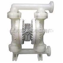 QBY-50工程塑料隔膜泵(配四氟)