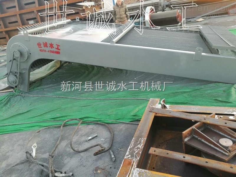 GS-大型不锈钢格栅除污机厂家