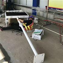 广西道路污染扬尘在线检测颗粒物系统