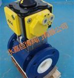 Q641TC石灰浆液球阀/专业生产