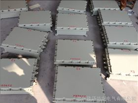 铸铝合金材质防爆箱子壳体厂家
