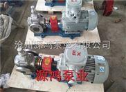 沧州源鸿泵业YCB6-0.6圆弧齿轮泵 不锈钢泵