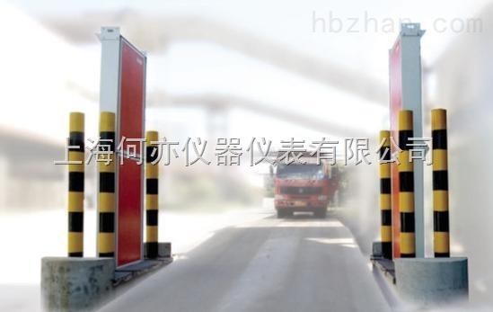 BG3500-430EX型通道式车辆放射性监测系统