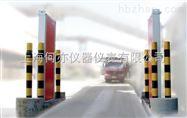 BG3500-430EX型通道式車輛放射性監測系統