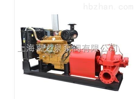 高效柴油机消防泵组