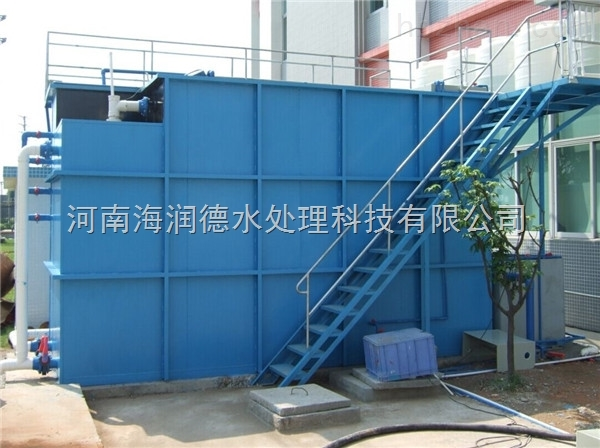 焦作印染污水处理厂家
