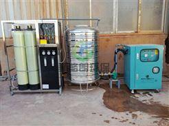 佛山陶瓷工廠車間全自動環保噴霧降塵設備
