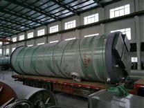 一体化泵站30000立方3.6m*7.9m