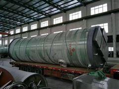 一体化污水提升泵站35000立方