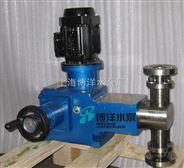 工博牌J-X系列不锈钢柱塞式计量泵