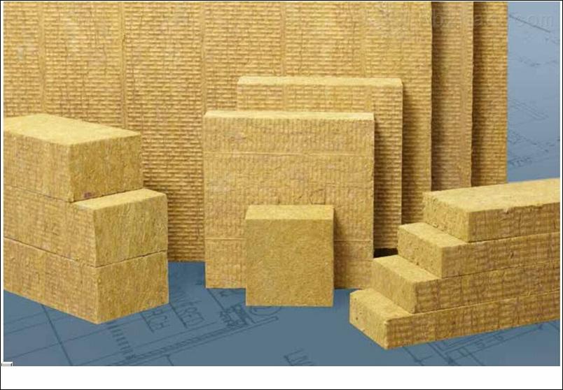 高密度防火岩棉板