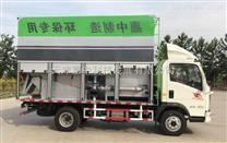 新型一体化养殖场污水处理车