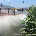园林人造雾设备特点