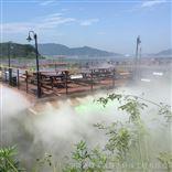 景观人造雾特点