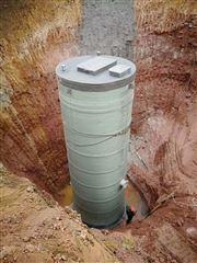 污水提升泵站6000立方3000X7800