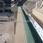 常年加工耐腐蚀玻璃钢天沟集水槽