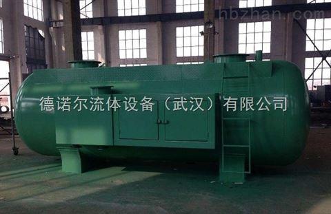 城镇 中小型污水处理器 处理效率