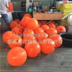 供应圆形浮球 水上浮球  聚乙烯浮球