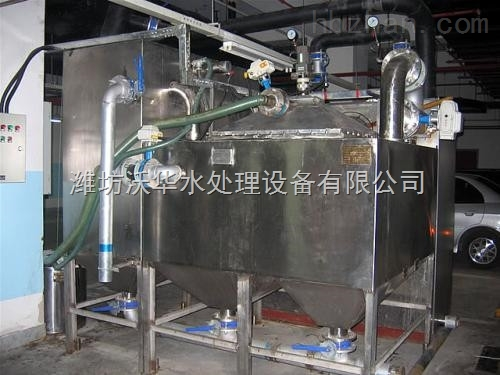 餐饮污水隔油提升设备价格