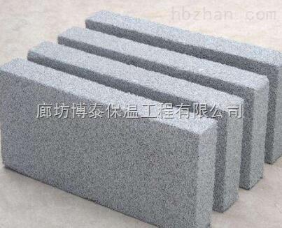 水泥发泡保温板厂家