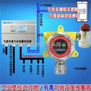 酒店廚房天然氣泄漏報警器,可燃氣體探測器的測量單位