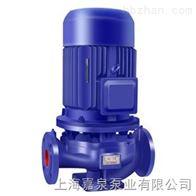 isg立式小型管道泵