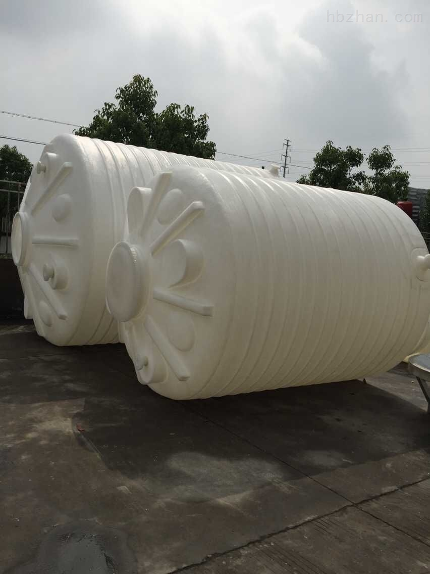 淮北20噸PE大桶價格 20立方丁醇塑料儲罐廠家