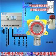 化工廠車間溶劑油氣體濃度報警器,毒性氣體報警器能聯動電磁閥或啟動排風扇嗎