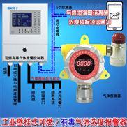 鹽酸檢測報警器,煤氣報警器能聯動電磁閥或啟動排風扇嗎