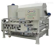 食品廠DNYA型帶式濃縮脫水一體機