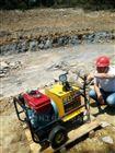 劈石头机器