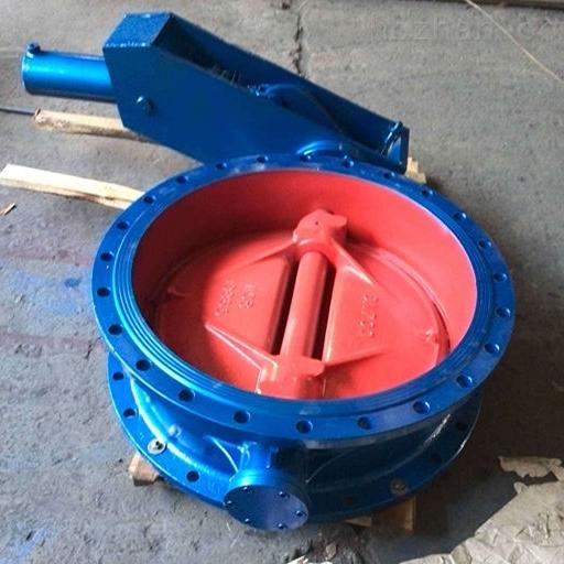 液动煤气蝶阀D742H-2.5