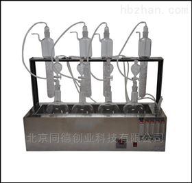 GGC-800水质硫化物酸化吹气仪