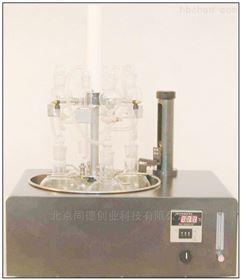 GGC600全自动水质硫化物酸化吹气仪