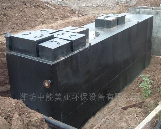 屠鸭厂废水处理设备厂家