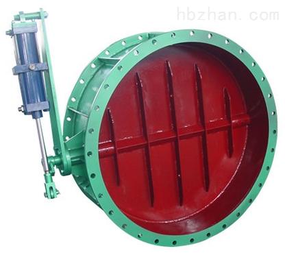 800℃DN1200高温烟气通风蝶阀D642W-2.5
