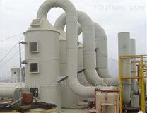 田家庵废气处理活性炭吸附塔喷淋塔光氧设备