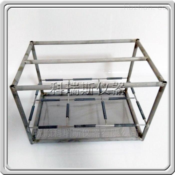 304不锈钢管减震取样筐