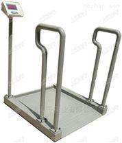 连电脑折叠轮椅秤,200公斤电子轮椅称