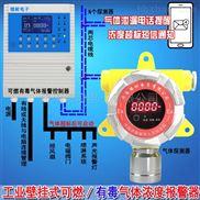 化工厂车间氯甲烷气体报警器,可燃气体探测仪安装价格