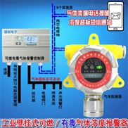 化工廠倉庫二氧化氮濃度報警器,可燃氣體探測報警器微信雲監測