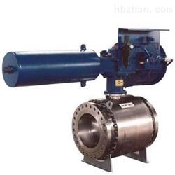 三段式气动球阀Q647F-150LB~300LB