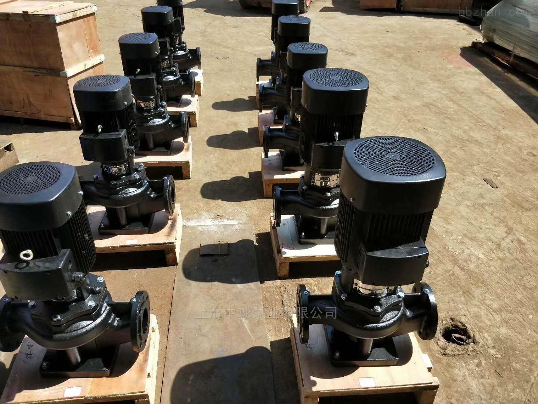 TD80-20/2立式管道循环泵
