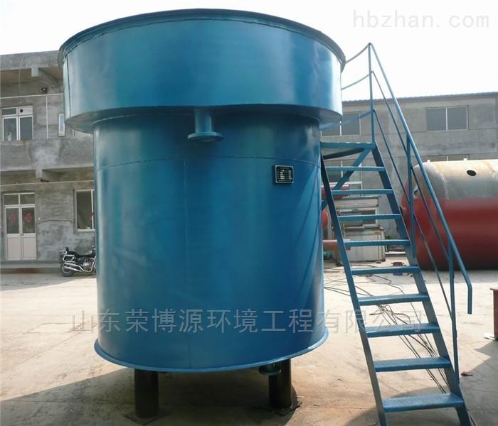 竖流式溶气气浮机果汁饮料废水一体化处理
