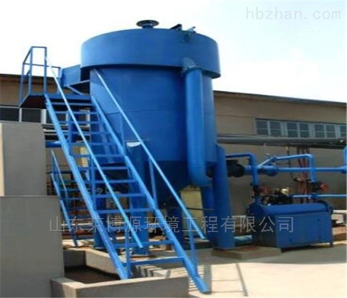 50m³/H造纸污水处理设备 微浮选澄清机