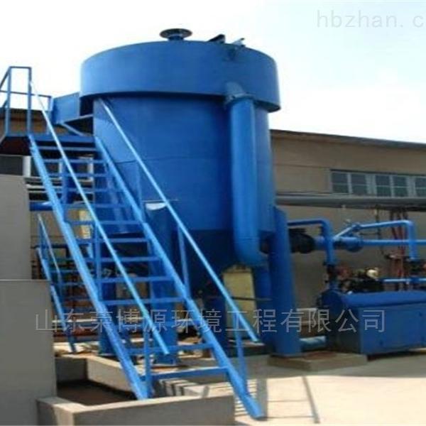 工业污水处理设备微浮选溶气气浮机