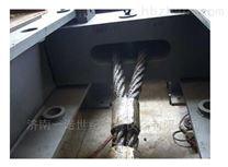 鋼絞線鋼絲繩臥式拉力試驗機液壓負荷
