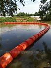 浮筒水面垃圾阻拦网拦生活垃圾浮筒介绍