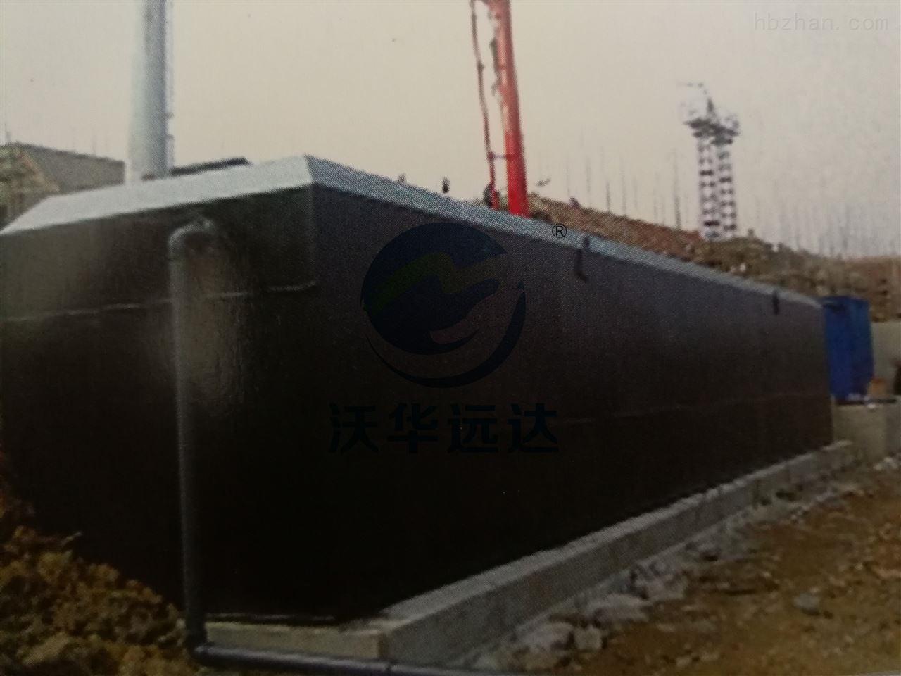 养猪场污水处理设备操作说明
