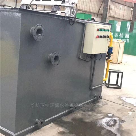 大同一体化污水处理设备厂屠宰污水